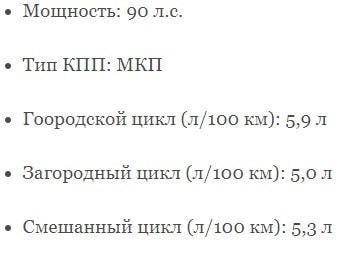 1.5 дизель