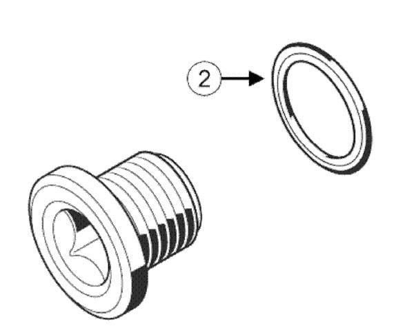 пробка в кольцо