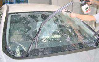 Замена лобового стекла на Ниссан Кашкай