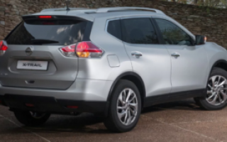 Дизельный Nissan X-Trail