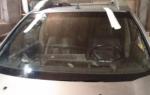 Замена лобового стекла Nissan X-trail