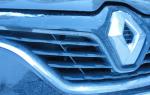Дополнительная решетка радиатора Рено Каптур