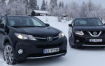 Nissan X Trail или Toyota RAV4: что лучше?
