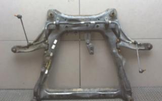 Сайлентблоки Nissan X-Trail и процедура их замены