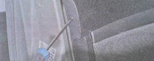 Регулировка и снятие дверей на Рено Дастер