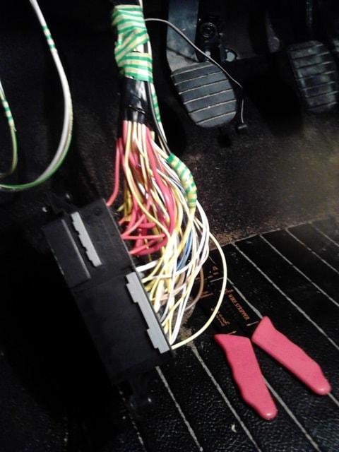провода пучек